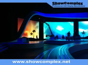 P6 High Resolution Multi Color Outdoor LED Video Display pictures & photos