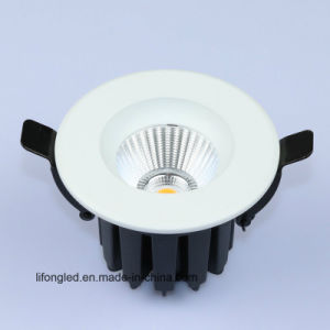 New Arrivals Recessed Mini 7W 9W COB LED Downlight with 75mm Cutout pictures & photos