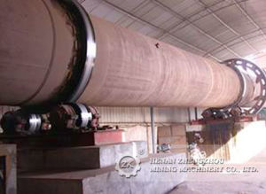 Long Working Life Low Dust Pollution Ceramic Rotary Kiln pictures & photos
