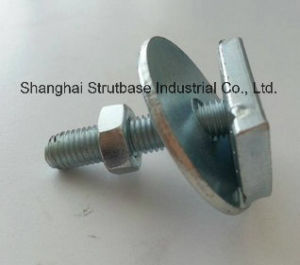 Zinc Plated Stud Nuts M8X40 M10X40 pictures & photos