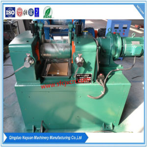 Two Roll Rubber Mixing Mill for Testing pictures & photos
