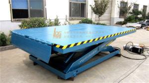 5ton Stationary Hydraulic Scissor Lifting Platform (SJG5-1.5) pictures & photos