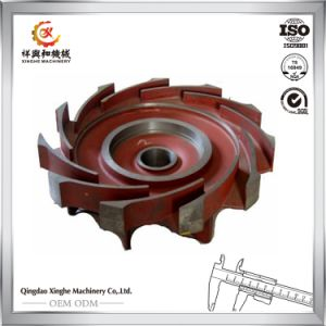 Custom Casting Iron Pump Parts Impeller pictures & photos