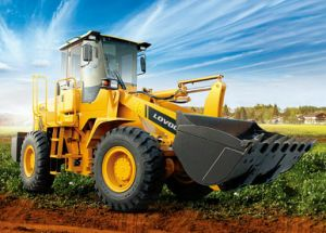 Hot Sale Lovol 3ton Small Wheel Loader pictures & photos