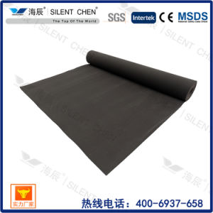 2mm Black EVA Underlay Carpet for Laminate Flooring pictures & photos