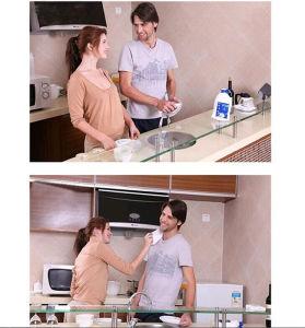 Bamboo Fiber Exfoliate Facial Washcloth Exfoliator Kitchen Cloth Dish Cloths pictures & photos