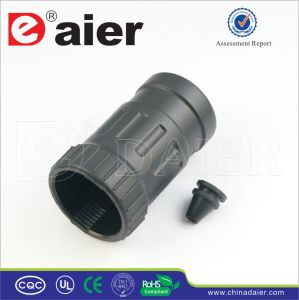 Daier Round Cylinder Quick Nut for Car Charger Socket pictures & photos