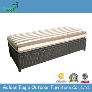 Outdoor Wicker Furniture-Cushion Seat Box (B0006) pictures & photos