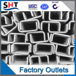 High Quality&Low Price Hot Rolled Steel U Channel Bar pictures & photos