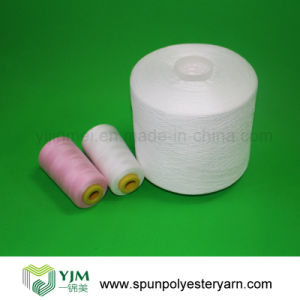 Plastic Cone Sewing Thread and Spool Sewing Thread pictures & photos