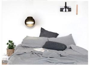 Popular 2 Lights Modern LED Bedside Lamp Light in LED 5W Per Light for Reading pictures & photos