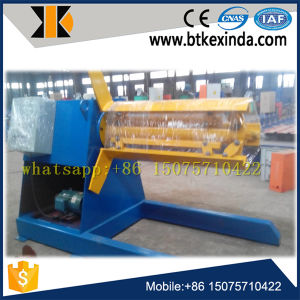Kexinda Metal Hydraulic Decoiler with Car pictures & photos