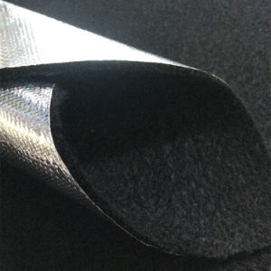 Carbon Fiber Felt Insulation Blanket Graphite Insulation Felt with Aluminum pictures & photos