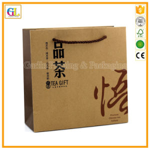 Custom Printed Promotional Paper Bags pictures & photos