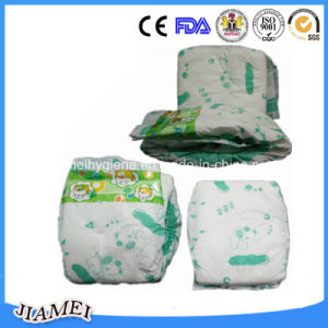 Wholesales PP Film PP Tape Smart Baby Nappy pictures & photos