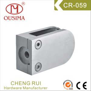 Lengthened Stainless Steel Glass Clamp (CR-059B) pictures & photos