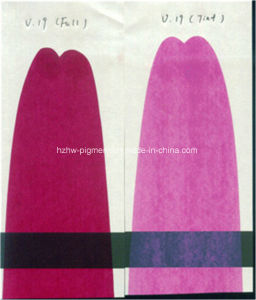 Organic Pigment Quindo Violet (C. I. P. V. 19) pictures & photos