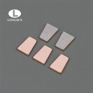 AGC Button Contact Powder Metallurgy Contacts Used for Miniature Circuit Breaker pictures & photos