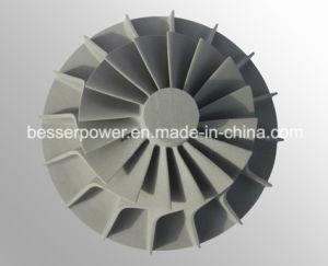 Besser Power Auto Spare Parts Vacuum Casting Turbocharger Spare Parts Casting Turbo Kit Turbo Charger Impeller Casting