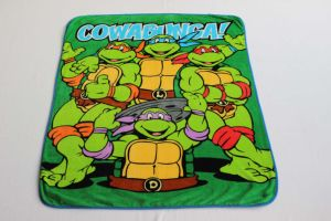 Custom Printed Coral Fleece Blanket with Design pictures & photos