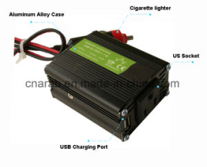 off Grid 150W Car Power Inverter 24V 220V pictures & photos
