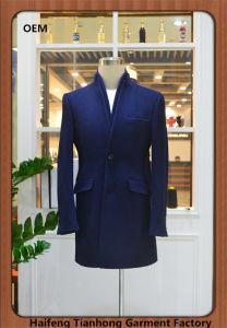 Men′s Fashion Design Outdoor Windbreaker Casual Coat pictures & photos