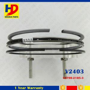 V2403 Cylinder Engine Piston Ring for Kubota Forklift Spare Parts (1G790-21053) pictures & photos