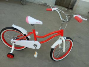 OEM Design Decals Red Girls Bike for 3-8years Old pictures & photos