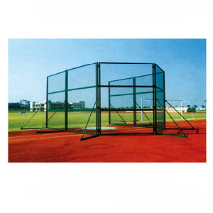 High Grade Durable Steel Net Iaaf Discus Throwing Cage pictures & photos