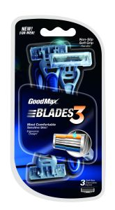 Professional Beautiful Disposable Women Razor Blades pictures & photos