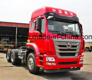 LHD/Rhd 6X4 380HP HOWO/HOHAN Heavy Duty Tractor Head/Tractor Truck pictures & photos