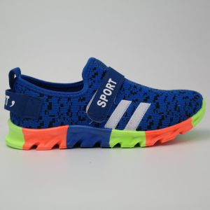 Children Outdoor Footwear Breathble Sports Shoes Running Sneaker (AK8888) pictures & photos