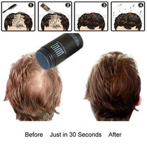 Keratin Hair Building Fibers OEM 18 Colors pictures & photos