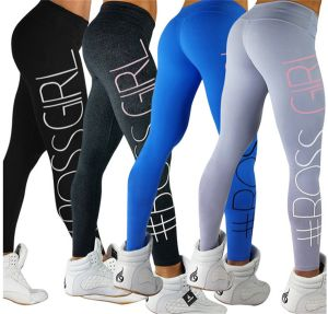 2017 Hot Trend Yoga Sports Leggings with Printing pictures & photos