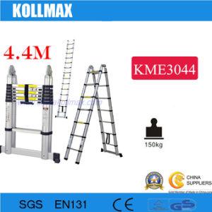 4.4m Aluminum Mulit-Purpose Telescopic Ladder pictures & photos
