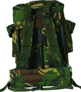 Army Survival Military Waterproof Backpack Canvas Military Bag pictures & photos