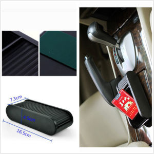 Car Auto Plastic Pocket Case Storage Box Holder Container Phone Pen Paper Money pictures & photos