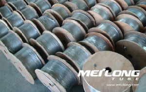 Alloy 2205 Duplex Stainless Steel Downhole Coiled Tubing pictures & photos