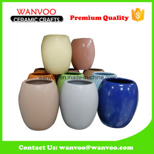 Dishwasher Colorful Ceramic Toothbrush Holder of Chinese Manufacturer pictures & photos
