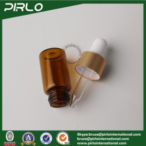3ml Mini Amber Glass Dropper Bottles Essential Oil Sample Dropper Bottles pictures & photos