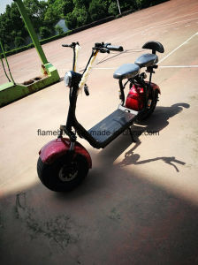 2016 Hot Sale Electric Motorcycle Bike 1000W 60V/30ah pictures & photos