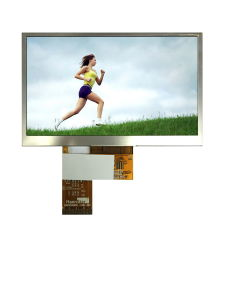 "Sun Readable 4.3"" TFT Display High Brightness for out Door Use,: ATM0430d12m-T pictures & photos"