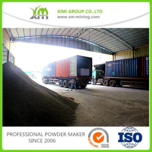800mesh Rubber Used 96%+ (Baso4) Powder Natural Barium Sulphate pictures & photos