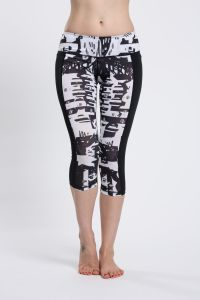 Sports Running Jogging Leggings for Women Yoga Pants pictures & photos