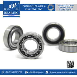 Auto Motorcycle Engine Motor Deep Groove Ball Bearing (6003 ZZ) pictures & photos