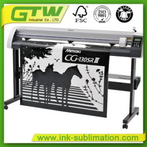 Mimaki Cg-130sriii Wide Format Cutting Plotter with Extreme Curve Cutting Speed pictures & photos