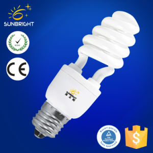 15W T4 Half Spiral Energy Saving Bulbs pictures & photos