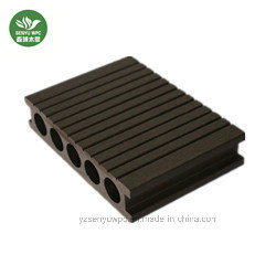 140*30 Hollow WPC Building Material pictures & photos