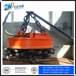 Conveyor Belt Type Electromagnetic Separator Mc03-70L pictures & photos