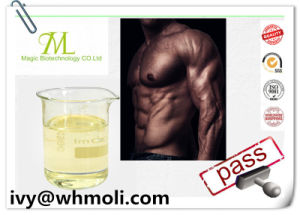 Fat Burning Injectable Steroid CAS 62-90-8 Nandrolone Phenylpropionate 200mg/Ml pictures & photos